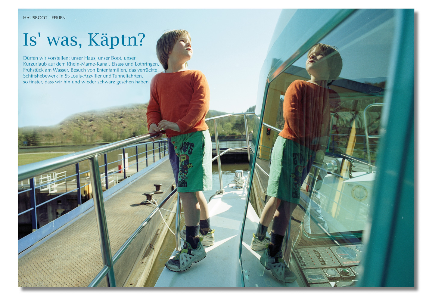 ADAC Reisemagazin, Elsass
