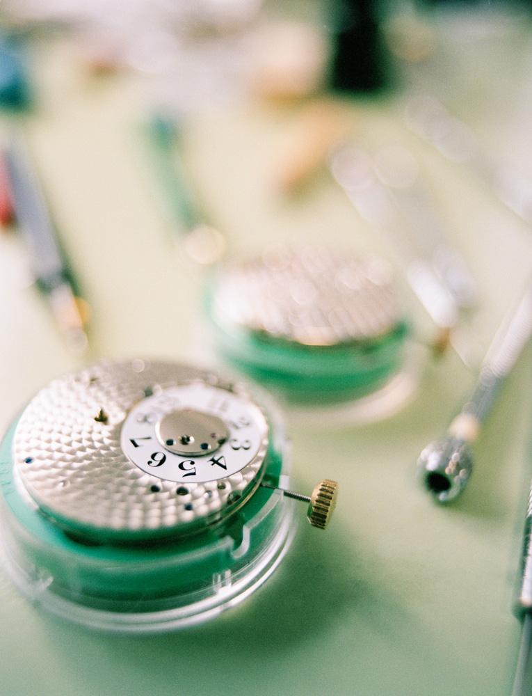 Uhren Manufakturen Glashütte