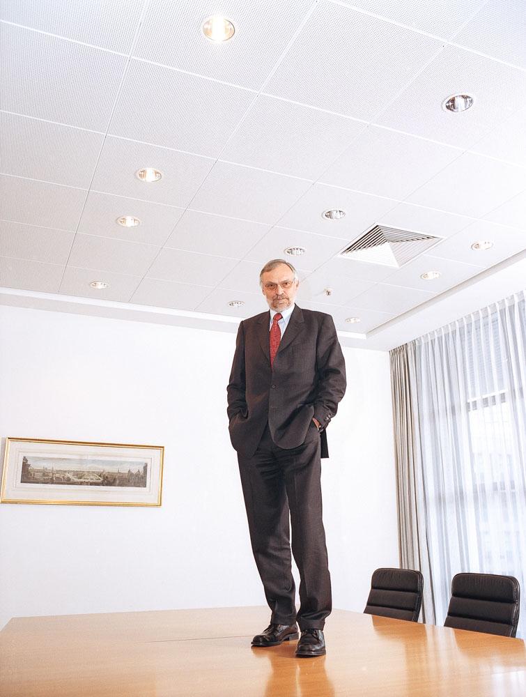 Rainer Feuerhake, Finanzvorstand TUI, Manager Magazin