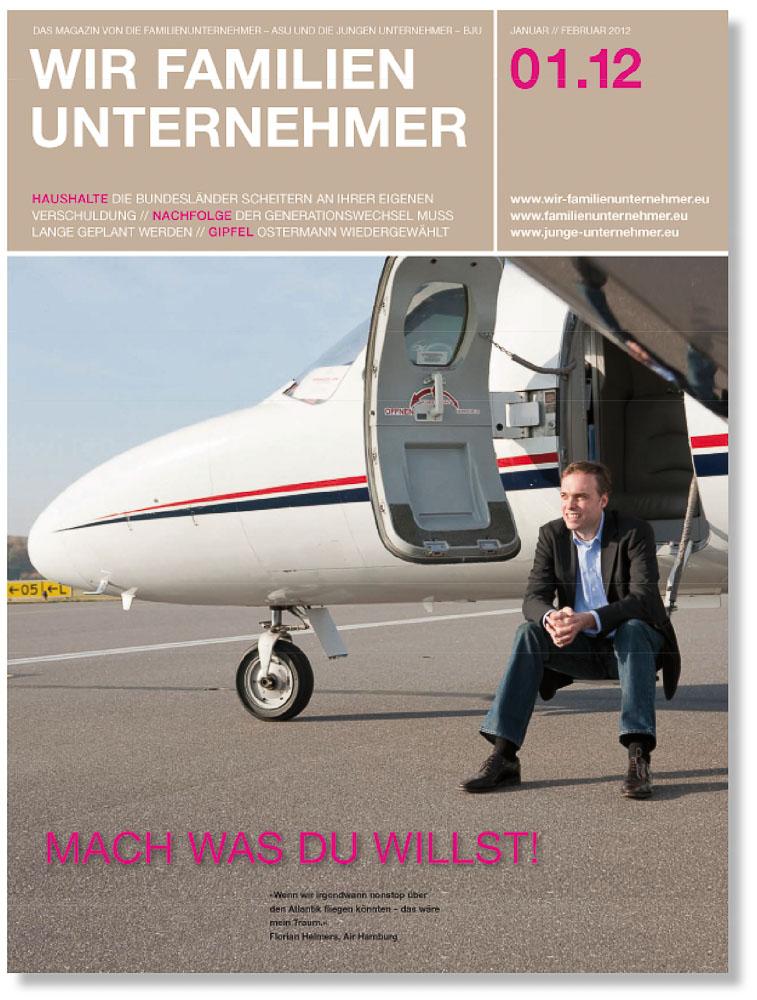 Titel, Florian Helmers, Air Hamburg