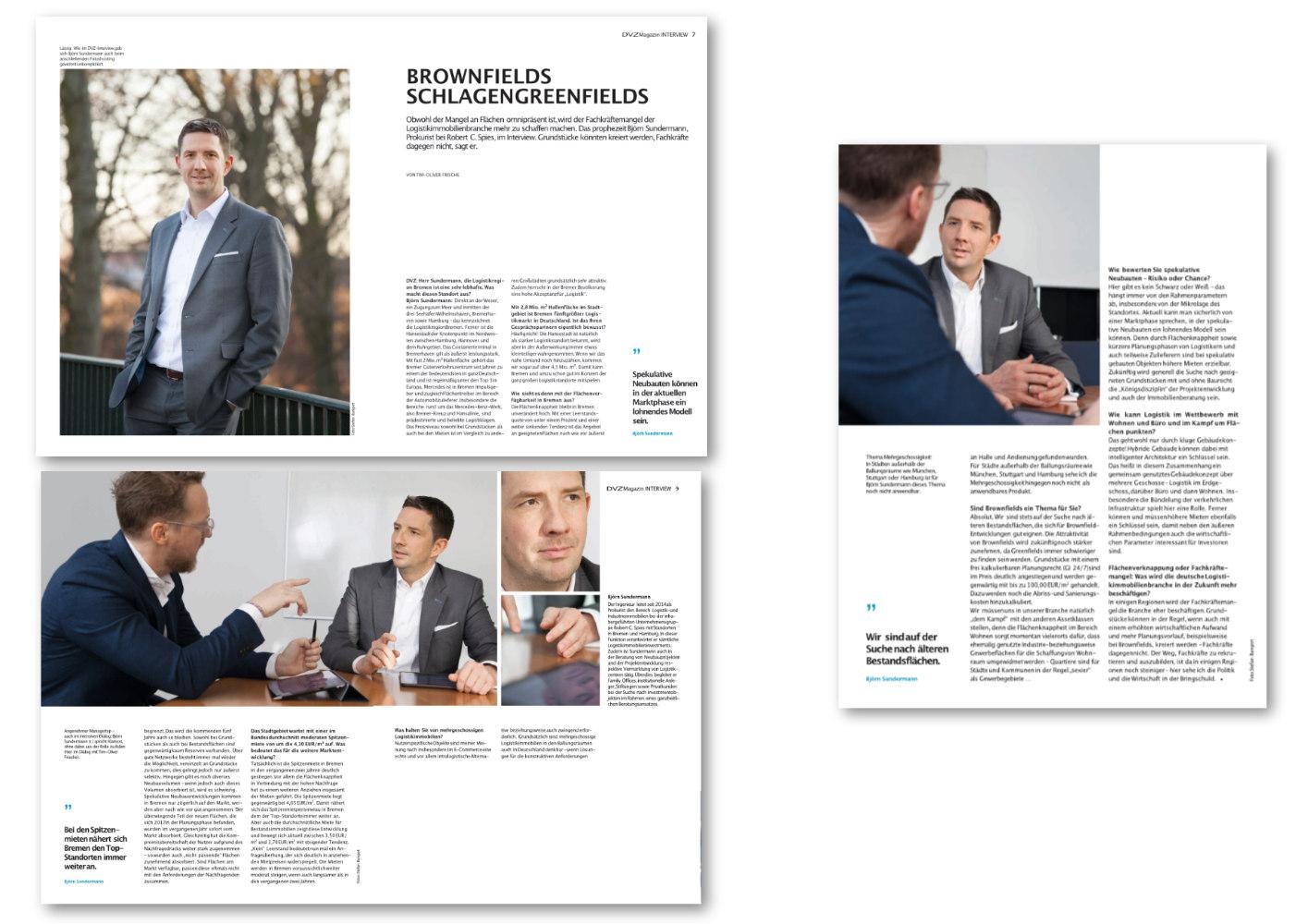 DVZ-Magazin